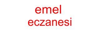 Emel Eczanesi